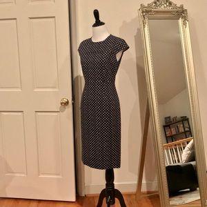 DVF Hadlie Sheath Dress